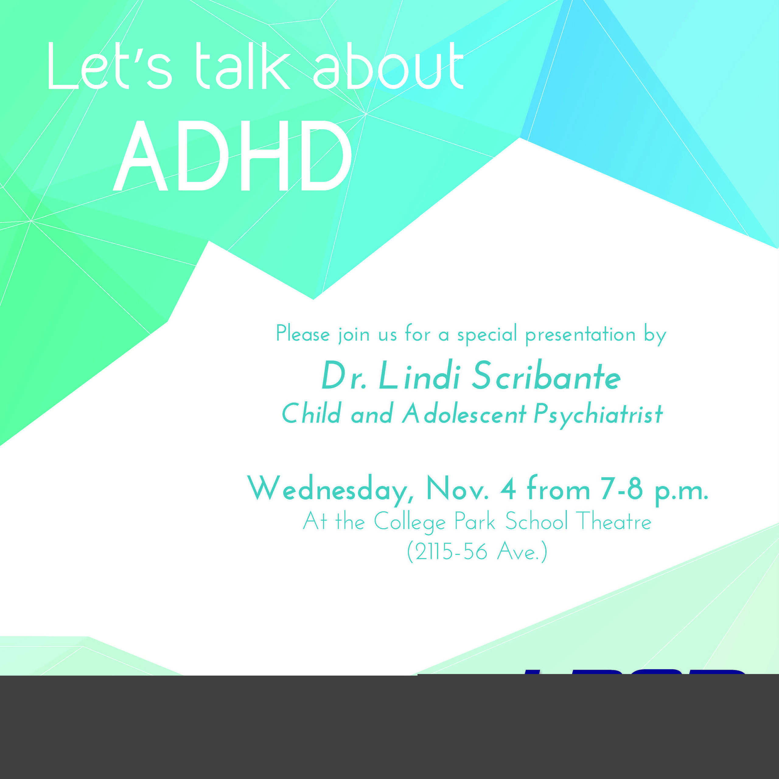 Join us for a special presentation on ADHD | Lloydminster